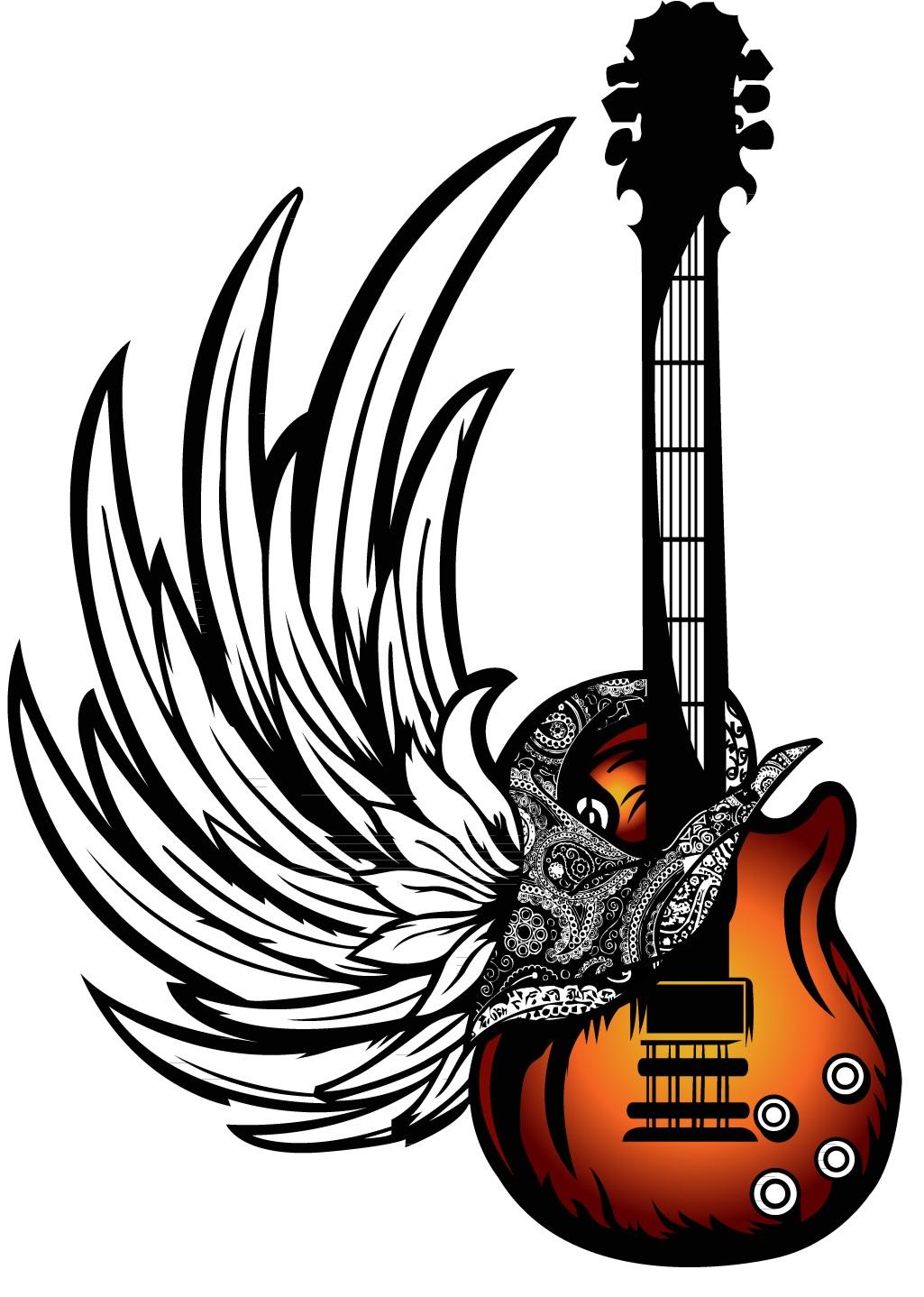 GuitarsNBandanaz